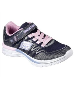 Skechers Dream N Dash - Whimsy Girl 81131L NVPK