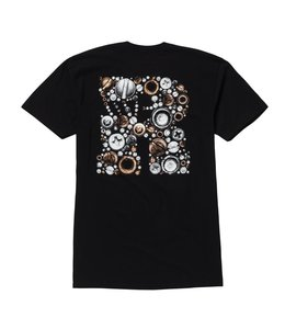 Wrangler T-Shirt Graphic Riggs Workwear 3W707BK