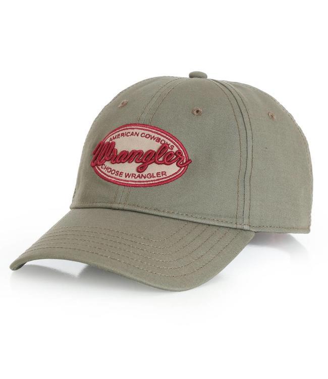 d5d821cd0 Cap Baseball Vintage Washed American Cowboys Choose Wrangler MWC235M