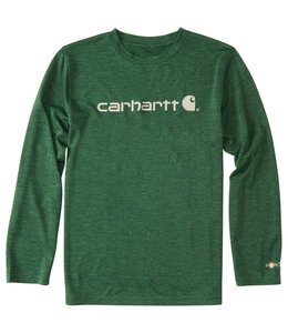 Carhartt Long Sleeve Tee Force Logo CA8844