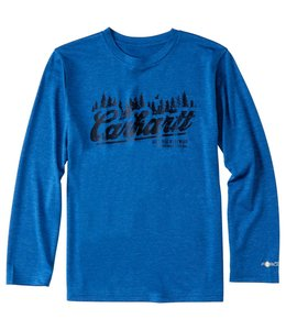 Carhartt Long Sleeve Tee Force Outdoors CA8845
