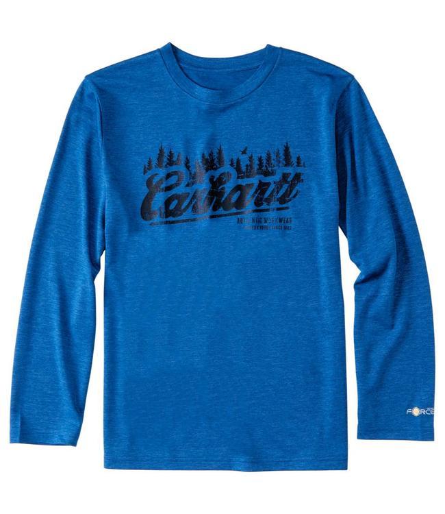 Carhartt Long Sleeve Tee Force Outdoors CA8845