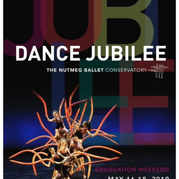 Nutmeg Conservatory of Ballet 2019 Dance Jubilee Graduation Performances Downloadable or DVD Options