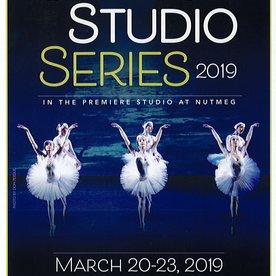 Nutmeg Conservatory of Ballet 2019 Spring Studio Series Downloadable Version