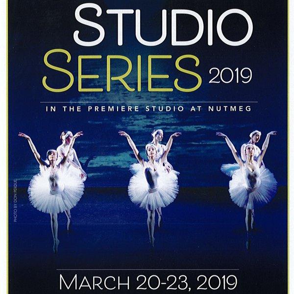 Nutmeg Conservatory of Ballet 2019 Spring Studio Series DVD Version
