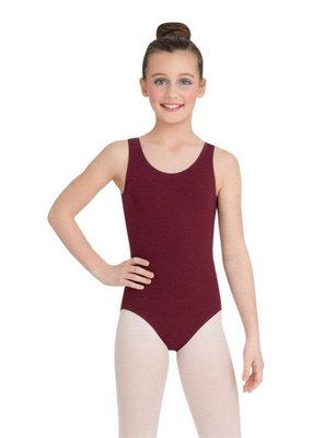 CAPEZIO Classic High Neck Tank Leotard