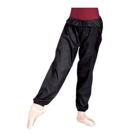 "BODYWRAPPERS Body Wrappers ""Trash Bag"" Pants Youth Black"