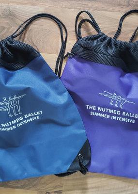 Nutmeg Drawsting Backpack