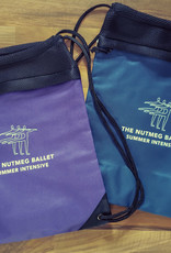 Nutmeg Drawstring Backpack