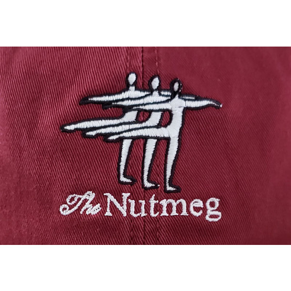 Nutmeg Logo Baseball Cap EZA