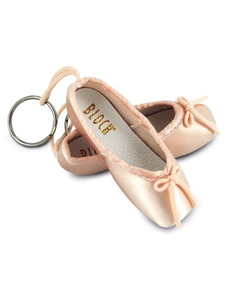 BLOCH Mini Bloch Pointe Shoe Keyring