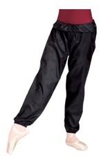 BODYWRAPPERS Trash Bag Pants Youth Black