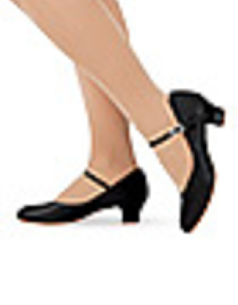 CAPEZIO Capezio Adult  Jr. 550 Footlight Character Shoe