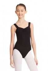 CAPEZIO Princess Cut Wide Strap Leotard Children