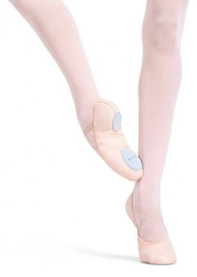 CAPEZIO Capezio Juliet II Canvas Ballet Slipper Children