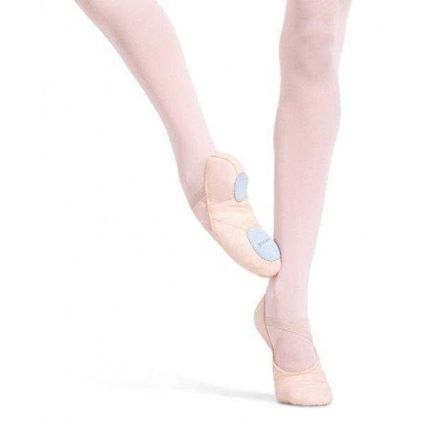 CAPEZIO Capezio Juliet II Canvas Ballet Slipper Children
