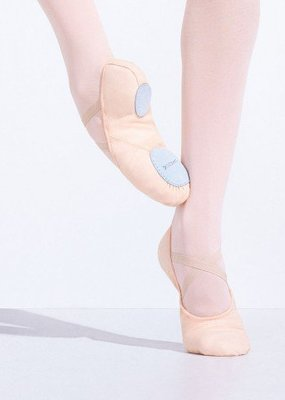 CAPEZIO Capezio Juliet II Canvas Ballet Slipper