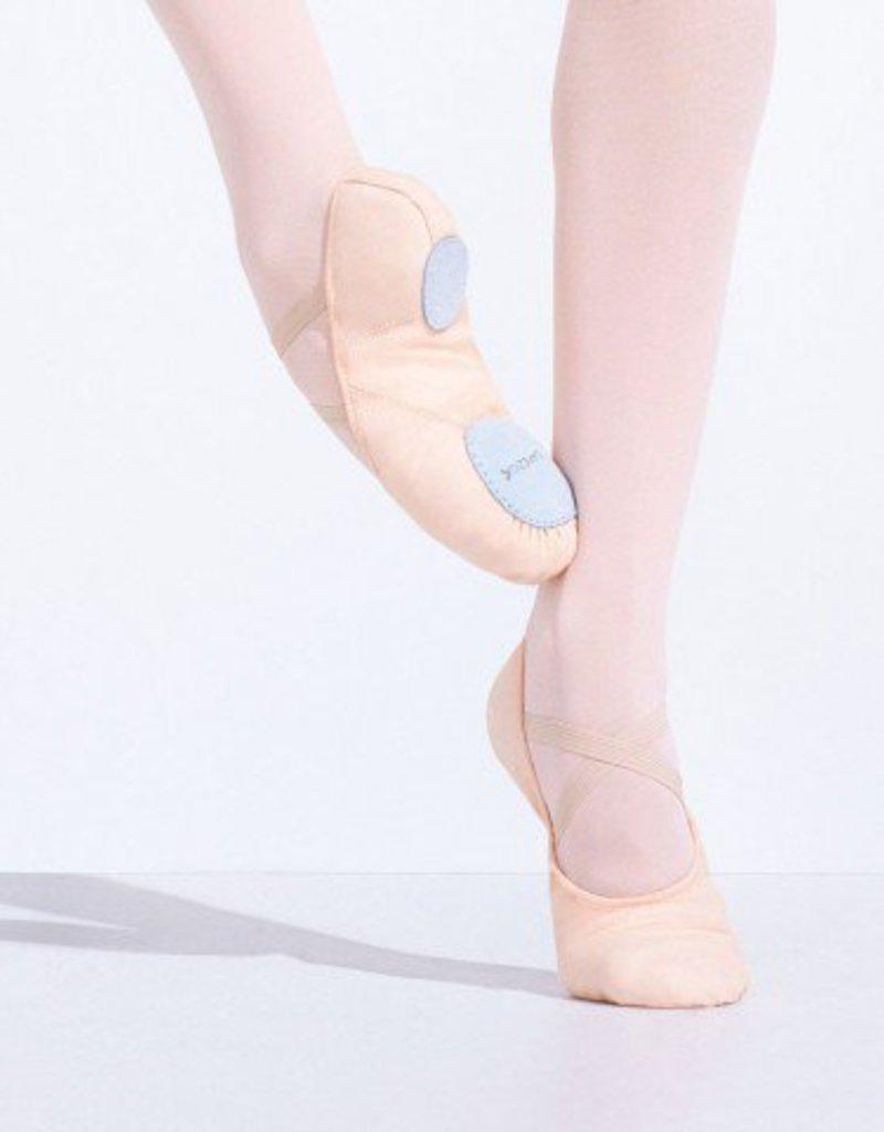 CAPEZIO Capezio Juliet II Canvas Ballet Slipper