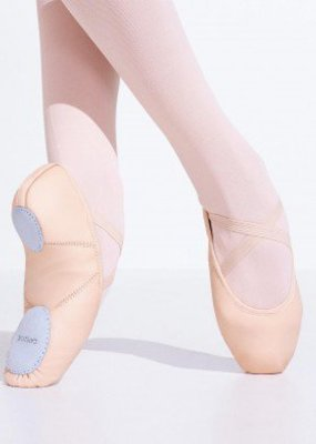 CAPEZIO Capezio Juliet II Leather Ballet Slipper