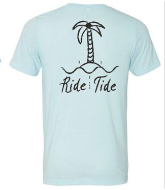 Hydetide Palm Tree Vibes Tee