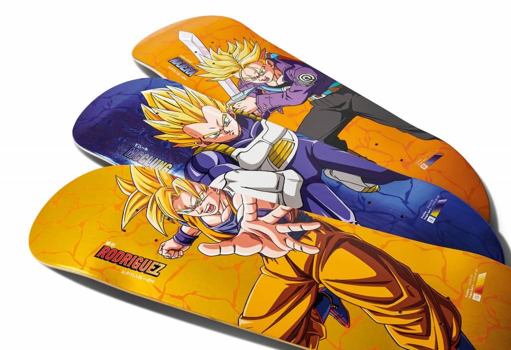 Primitive Skateboards x Dragon Ball Z Drop 2!!