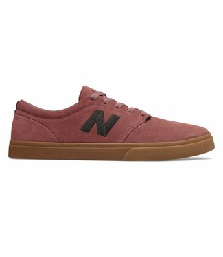 New Balance Numeric 345 Pink/Gum Skate Shoes