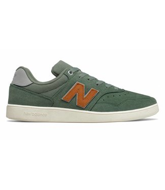 New Balance Numeric 288 Olive/Burnt Orange Skate Shoes