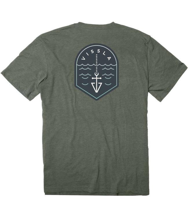 VISSLA Turnpike T Shirt