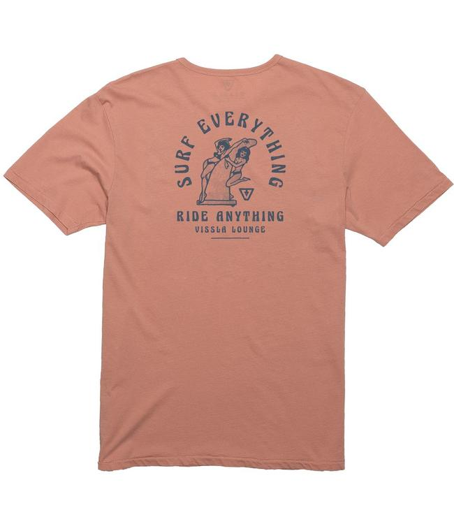 VISSLA Easy Slider T Shirt