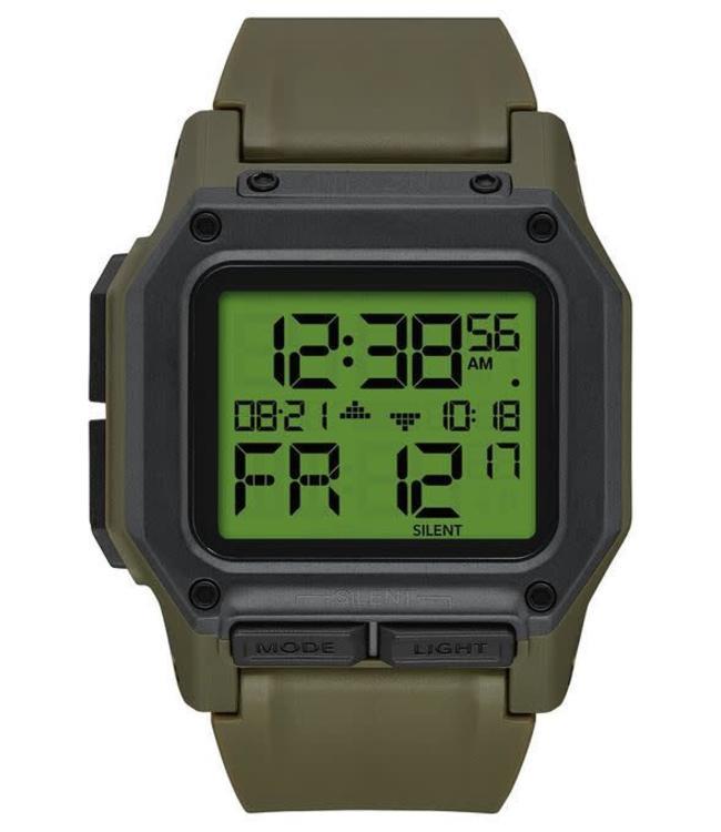 Nixon Regulus Surplus/Carbon 48mm Watch