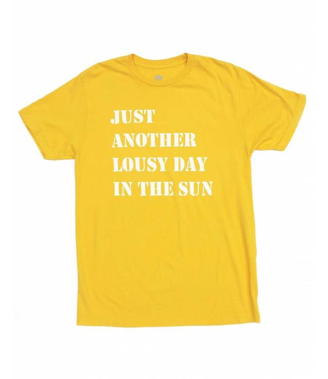 Duvin Design Co. Lousy Day Gold Tee