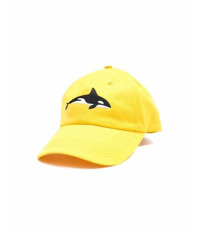 Duvin Design Co. Whale Hello Gold Hat