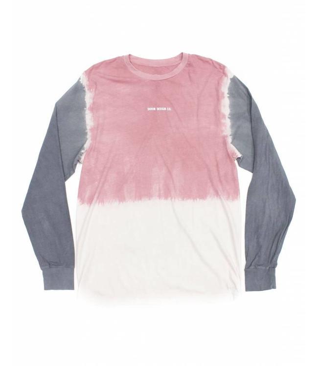 Duvin Design Co. Dipper Pink Long Sleeve Tee