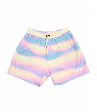 Duvin Design Co. Wavy Pink Shorts
