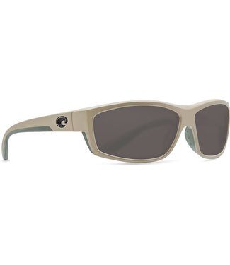 Costa Del Mar Saltbreak Sand 580P Gray Lens Sunglasses