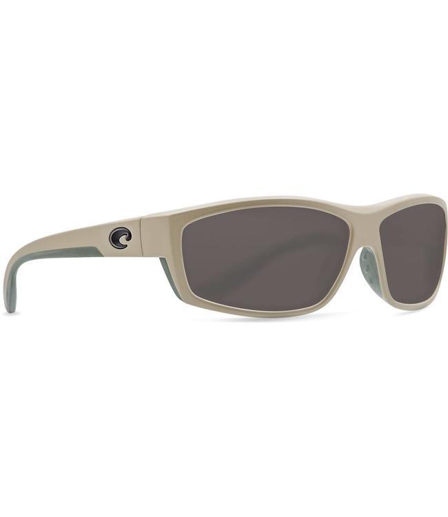 6be05b9b45 Costa Del Mar Saltbreak Sand 580P Gray Lens Sunglasses