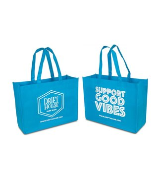 Drift House Drift House Eco Friendly Blue Tote Bag