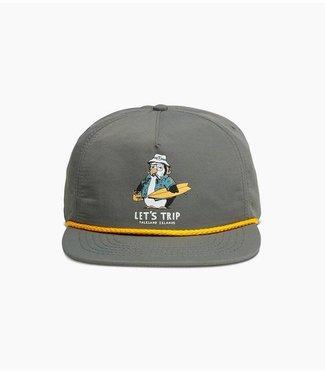 Roark Revival Let's Trip Snapback Hat