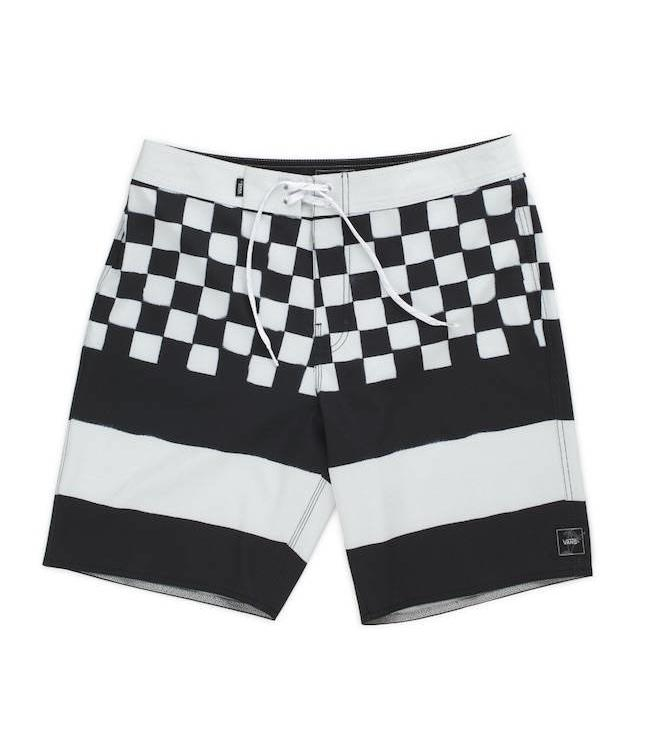 "Vans Era 19"" Checkerboard Boardshorts"