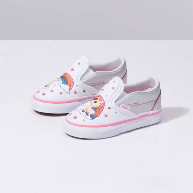 vans shoes rainbow