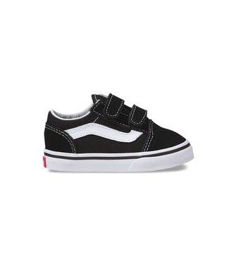 Vans Toddlers Old Skool Velcro Shoes