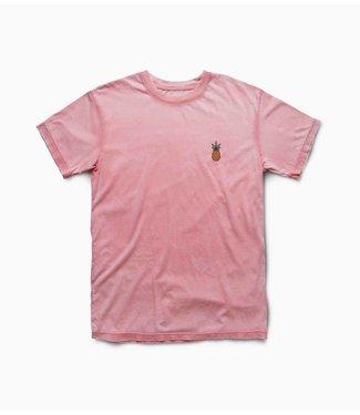 Roark Revival Hineapple Fade Pink Premium Tee
