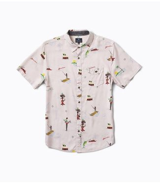 Roark Revival Tourister Button Up Shirt By Jamie Thomas