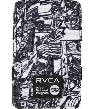 RVCA A.N.P Magic Wallet