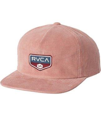 RVCA Sign Patch Snapback Hat