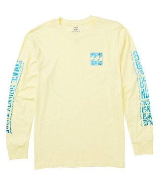 Billabong Boundry Long Sleeve Tee Shirt