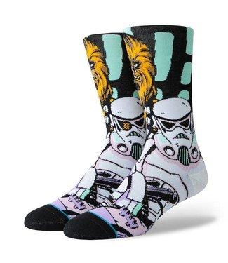 Stance Star Wars Warped Chewbacca Crew Socks