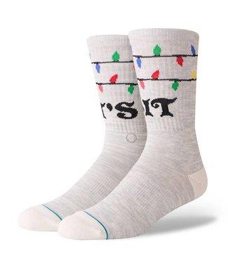 Stance It's Snow Lit Classic Crew Socks