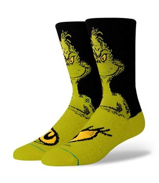 Stance The Grinch Classic Crew Socks
