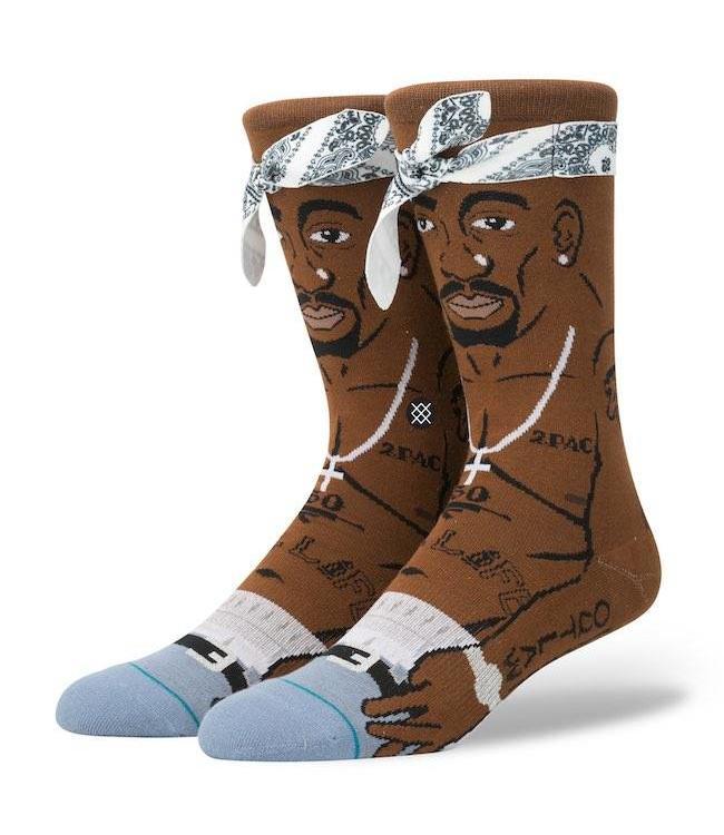 Stance Tupac Crew Socks